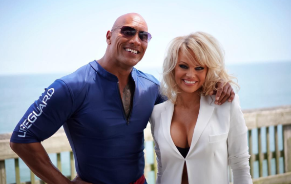 Pamela Anderson,special appearance,Baywatch