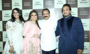 Celebrities, Baba Siddique, Zeeshan Siddique, Iftaari celebration, Pictures