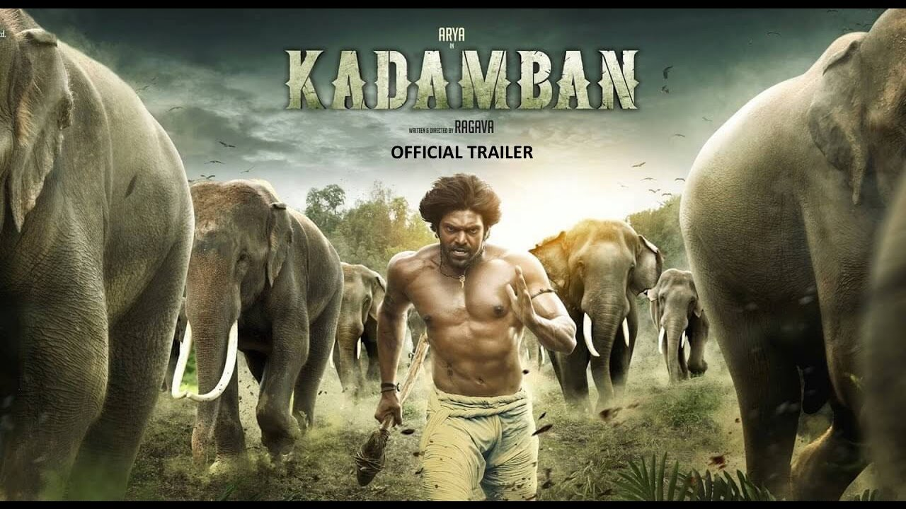 kadamban hindi official trailer