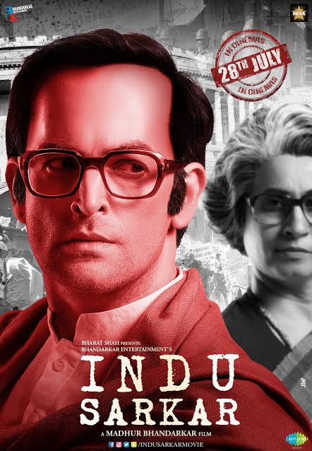 InduSarkar,second poster out,Neil Nitin Mukesh