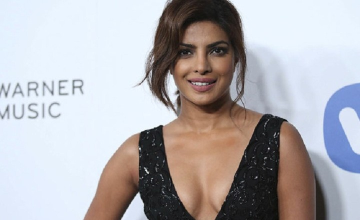 Priyanka Chopra, first look, Purple Pebble ,Kaay Re Rascalaa
