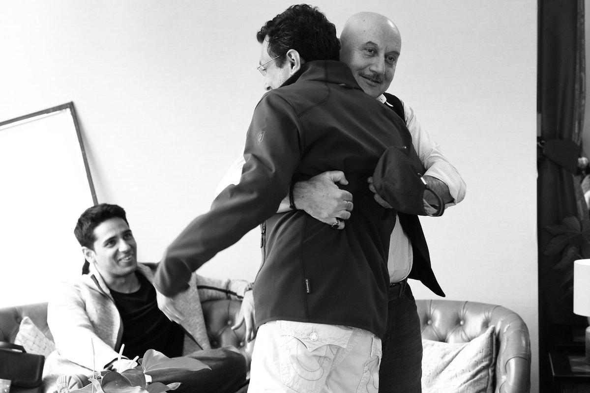 Aiyaary, Neeraj Pandey, Anupam Kher