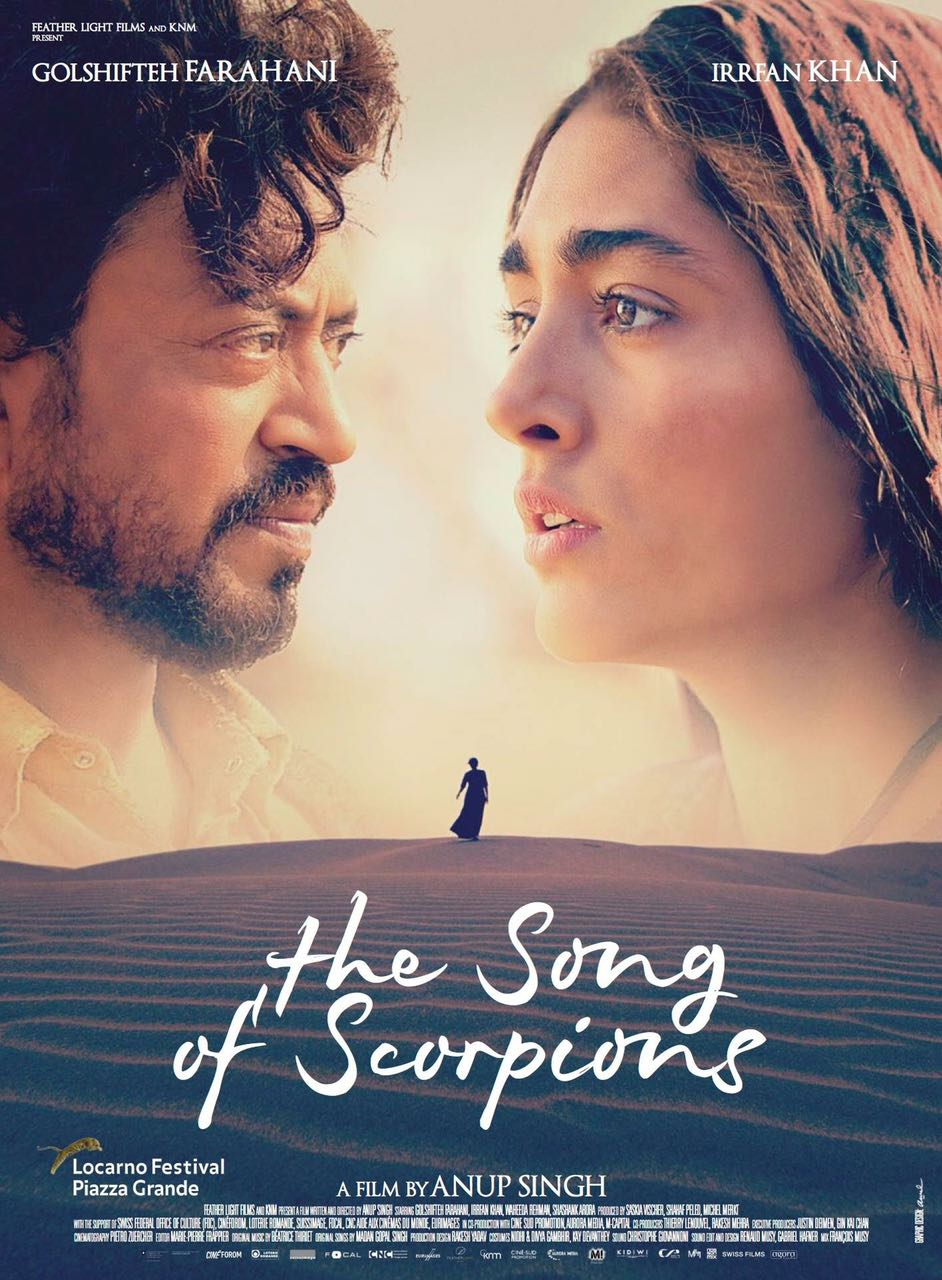 The Song Of Scorpions, Irrfan Khan,
