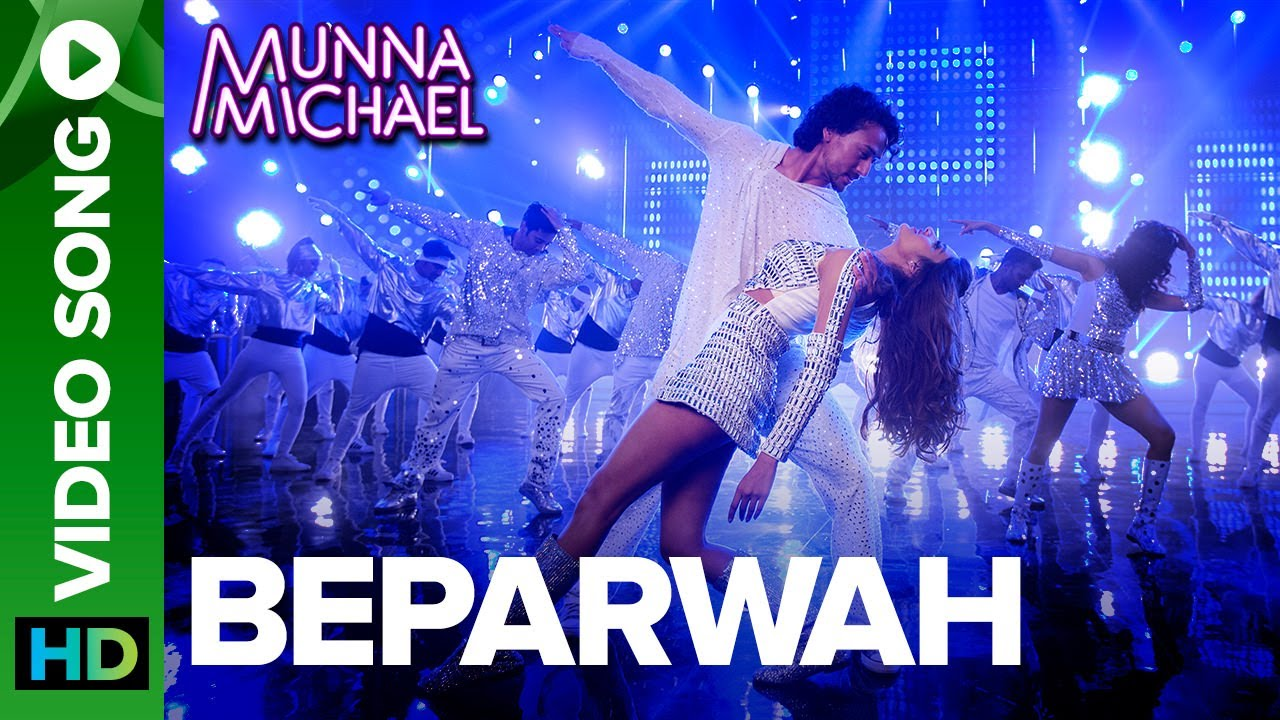 beparwah song out tiger shroff a