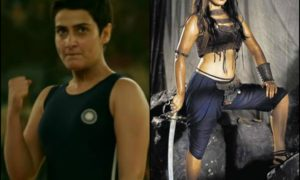 Fatima Sana Shaikh, intense training, Thugs of Hindostan