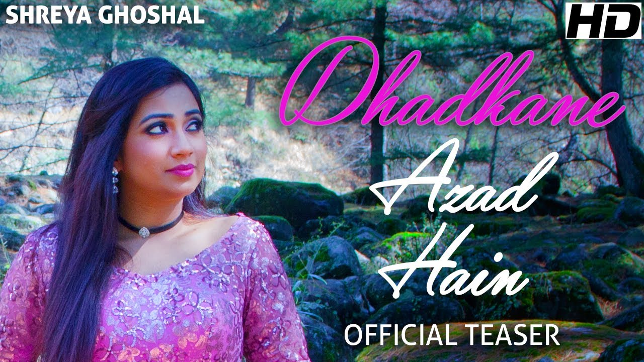 watch teaser shreya ghoshal sing