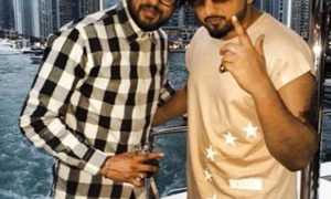 Honey Singh, friendship day
