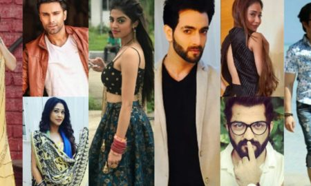 70th Independence Day, Television, celebs, national flag