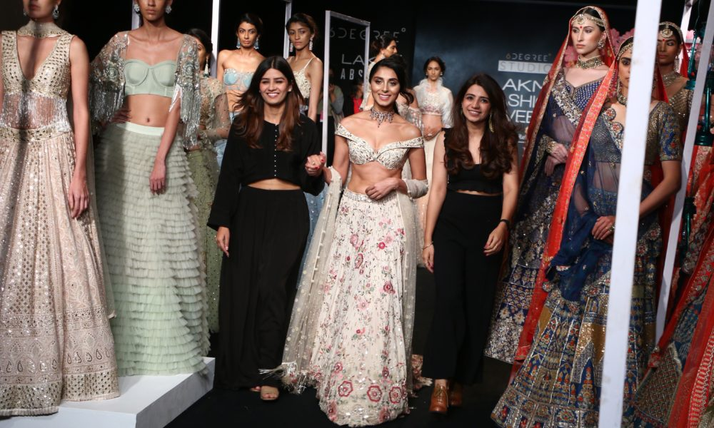 Pernia Qureshi, muse, Monika, Nidhii, LAKME FASHION WEEK 2017