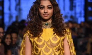 Radhika Apte, Sailesh Singhania, Lakme Fashion Week
