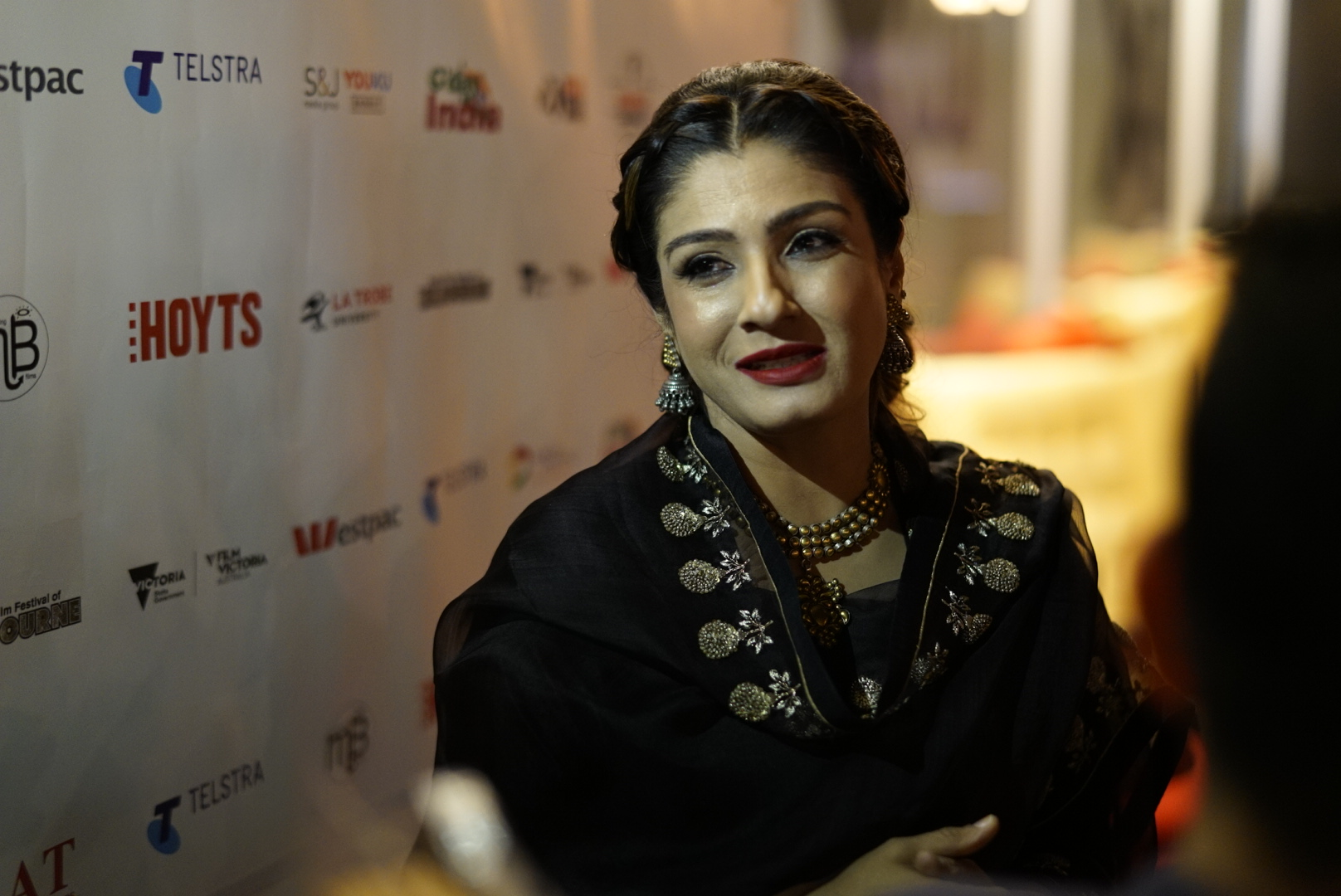 Raveena Tandon, Shab, Indian Film Festival of Melbourne 2017