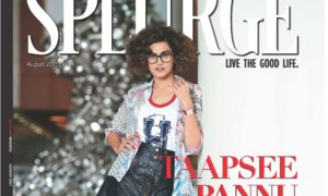 Taapsee Pannu, geek chic, Outlook magazine cover,