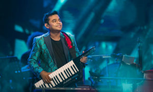India Tour, A. R. Rahman, Live Viacom18, BookMyShow,