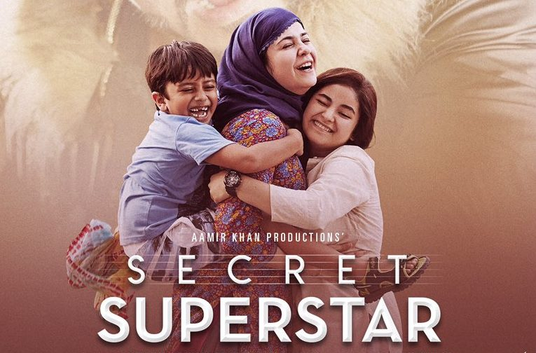 Secret Superstar, new poster, Aamir Khan