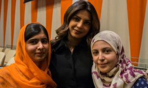 Malala Yousafzai, Global Goals Awards, Unicef, Priyanka Chopra,
