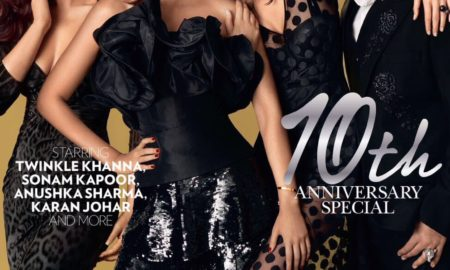 Karan Johar, Vogue 10th Anniversary Special Edition