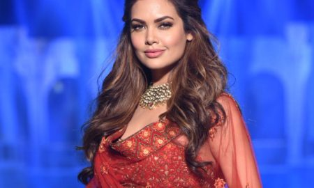 Esha Gupta, Lalit Dalmia, bridal, Tech Fashion Tour Season 3'