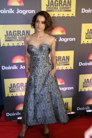 Kangana Ranaut at Jagran Cinema Summit
