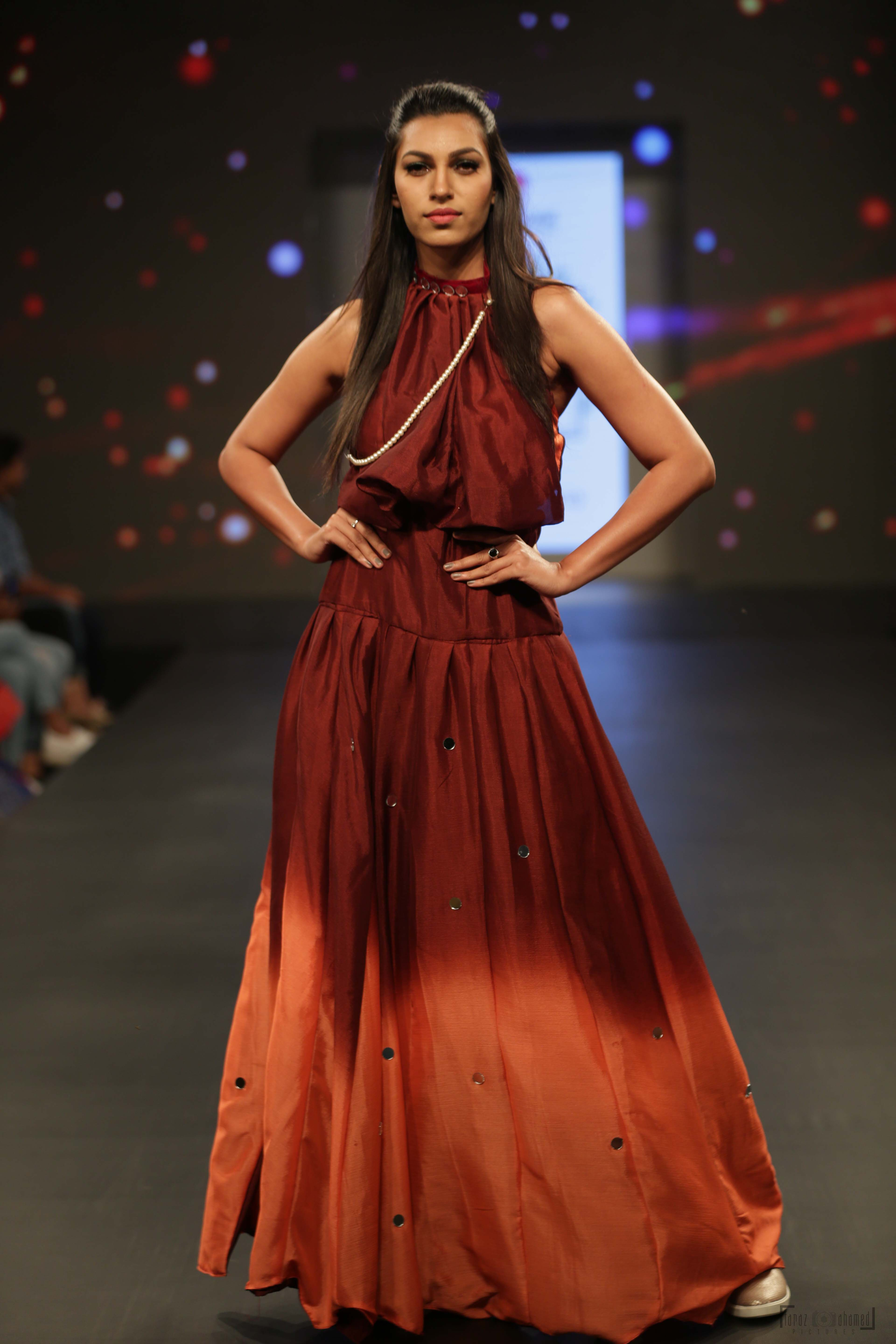 MODEL WALKED FOR DREAMZONE