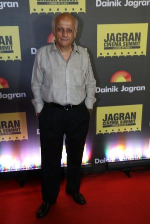 Mukesh Bhatt at Jagran Cinema Summit