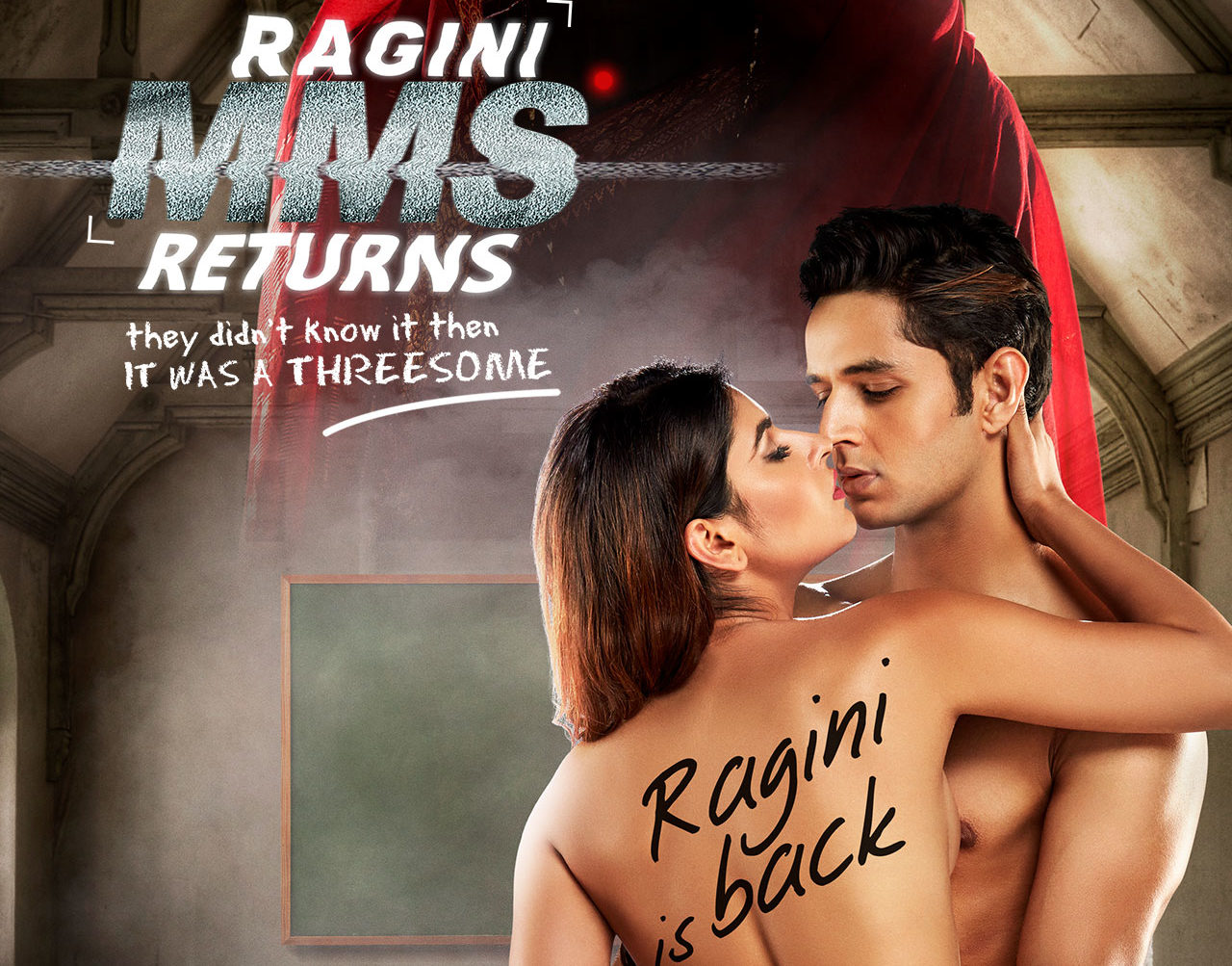 Check out: Ragini MMS Returns poster