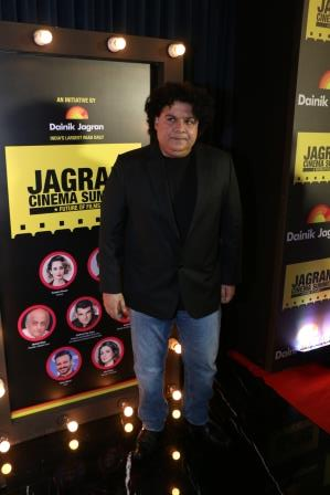 Sajid Khan at Jagran Cinema Summit