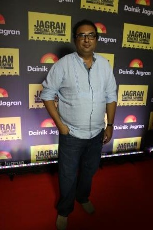 Shivendra Dungarpur at Jagran Cinema Summit