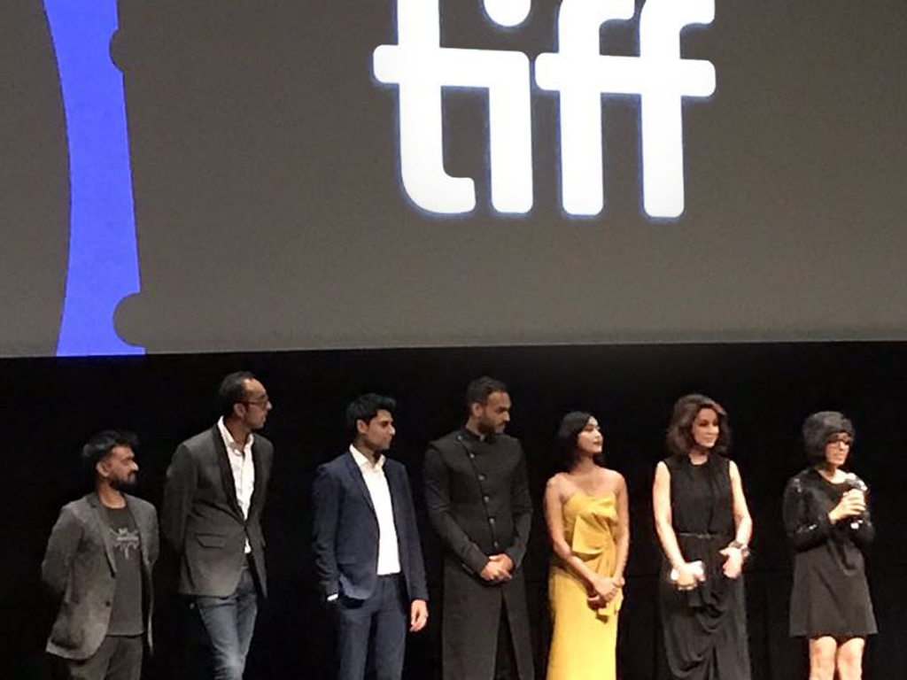 The Hungry, World Premiere, Toronto International Film Festival