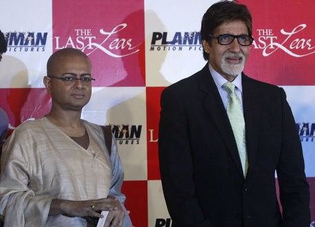 Amitabh Bachchan, emotional, Rituparno Ghosh