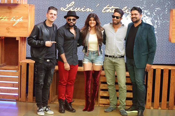 Ananya Birla, Anze Skrube, Official Meant To Be Dance Video