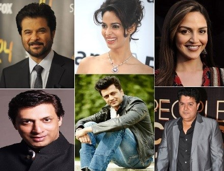 Happy Navratri, Bollywood Celebrities