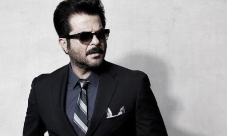 Anil Kapoor, Daughter Day