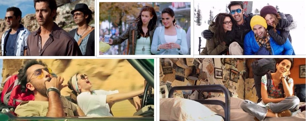Bollywood movies ,travel, tourism day