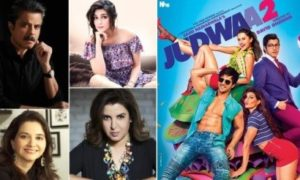 Judwaa 2, celebrity support, reviews, bollywood