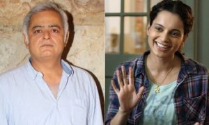 Simran, Hansal Mehta, happy