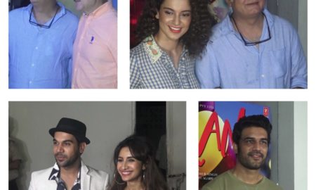 Bollywood celebrities, special screening, Simran