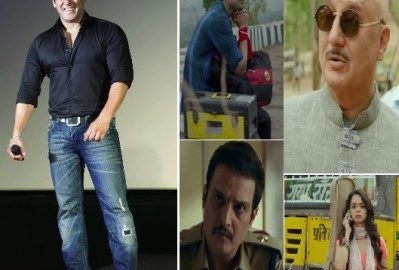 Salman Khan, Ranchi Diaries Trailer