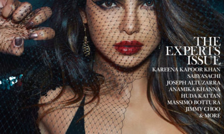 Priyanka Chopra, Vogue Cover page