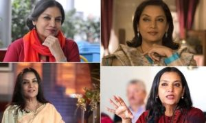 Jagran Film Festival, Honor, Shabana Azmi, Birthday