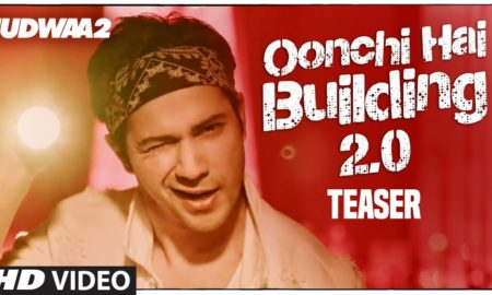 varun dhawan reveals the teaser