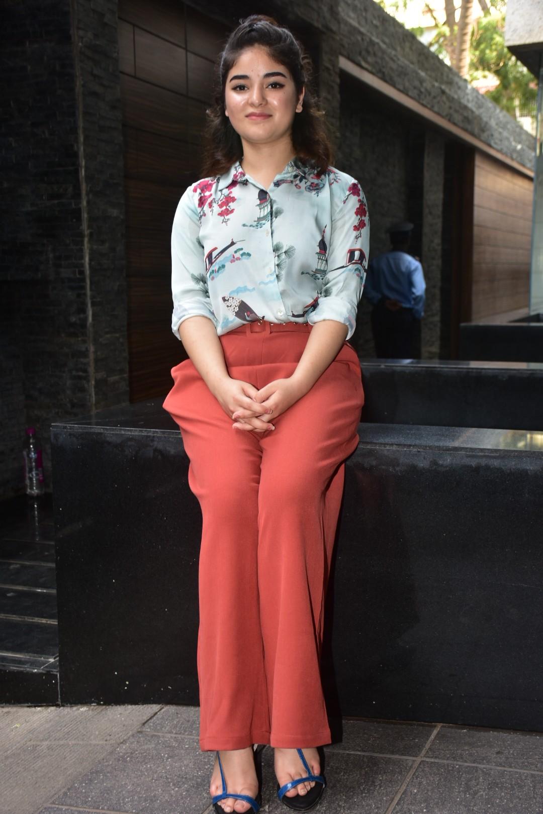 Zaira Wasim,Secret Superstar, National Award