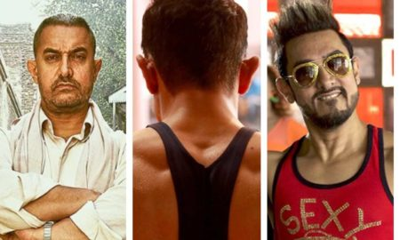 Secret Superstar,RECREATE, Dangal