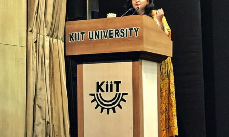 Ashwiny Iyer Tiwari, KIIT International Model United Nations 2017