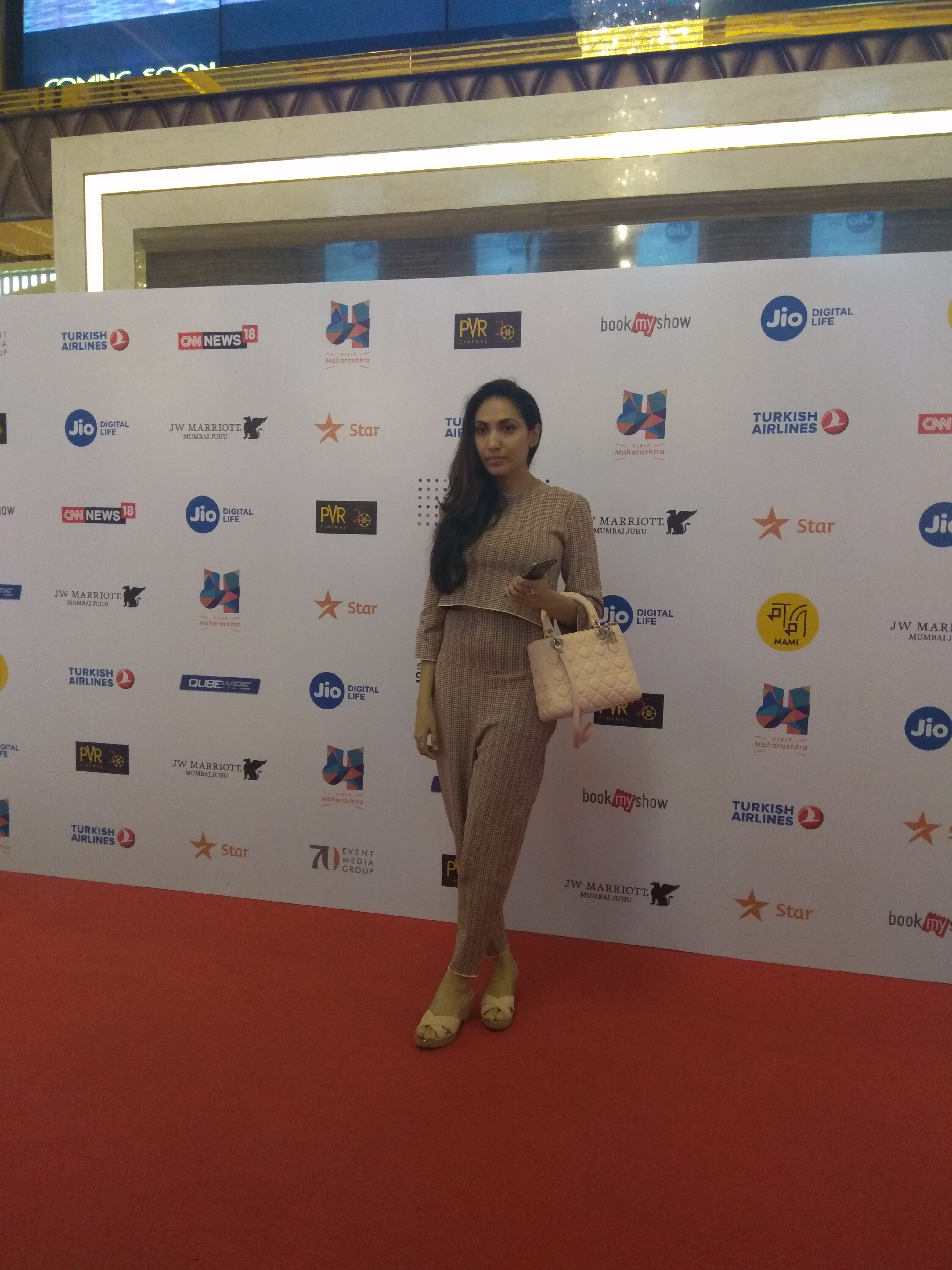 Prernaa Arora joins the Next-Gen Producers panel at MAMI !