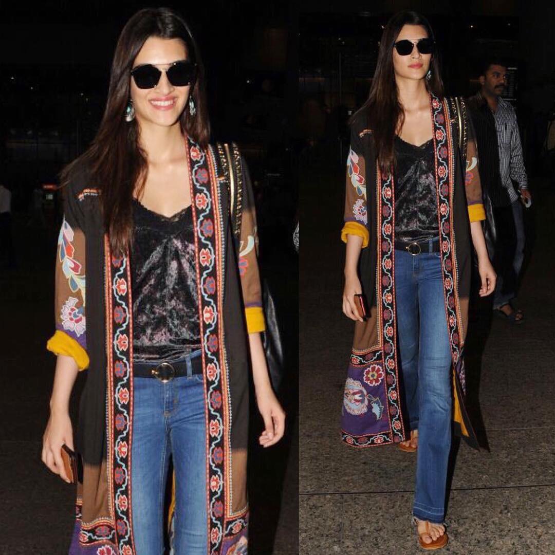 Kriti Sanon, fashion