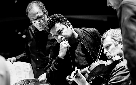 A R RAHMAN, SEATTLE SYMPHONY, THE FLYING LOTUS