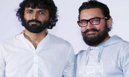 Aamir Khan, first copy, Secret Superstar, Advait Chandan