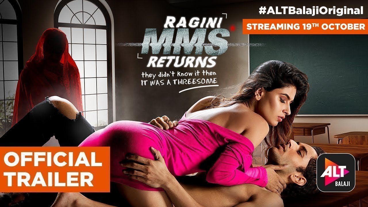 ragini mms returns creates a dha