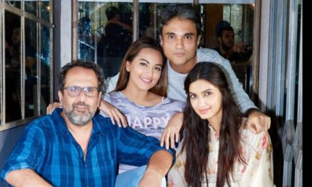 Sonakshi Sinha, shooting, Happy Bhaag Jayegi Returns, BollywoodDhamaka