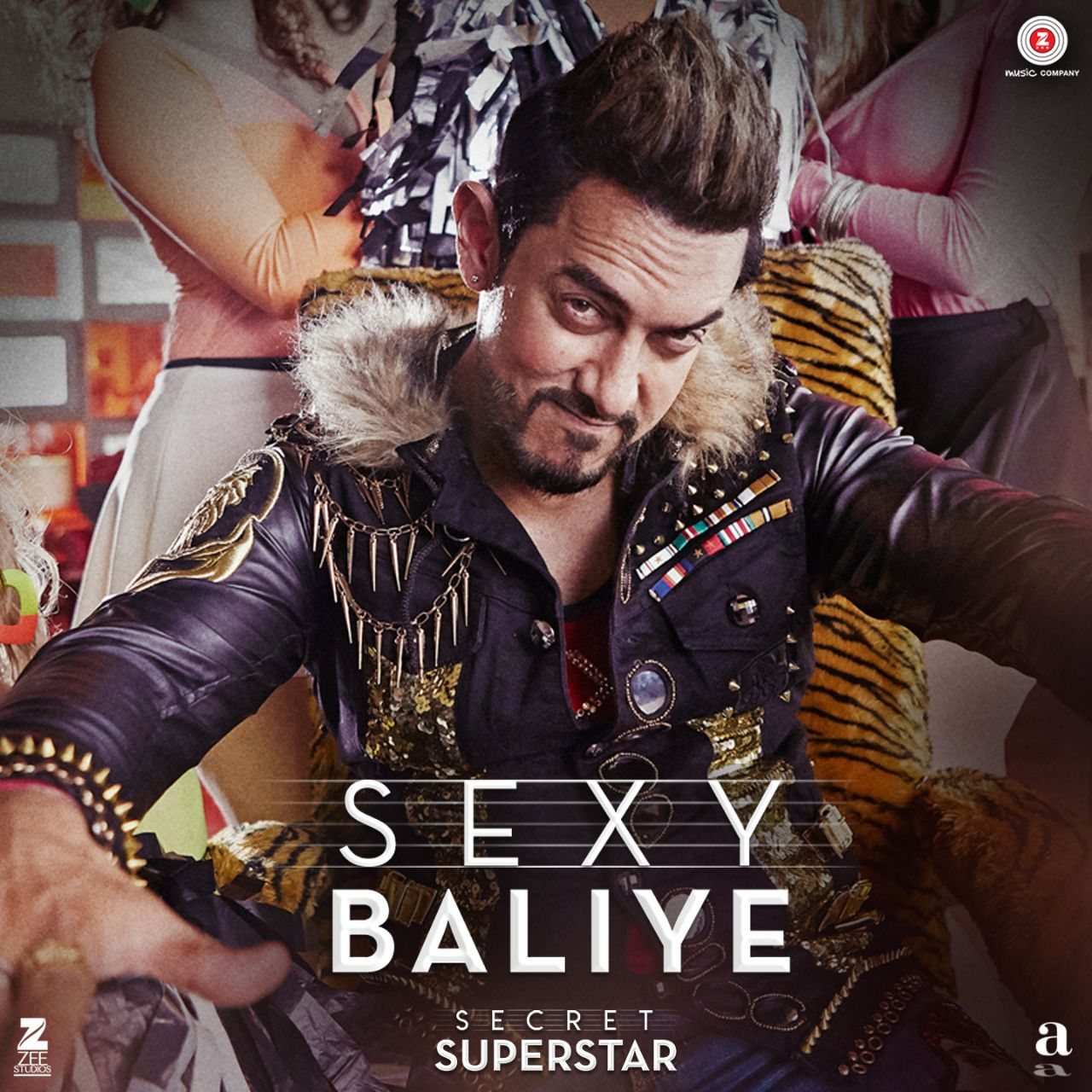 Secret Superstar, song, Aamir Khan,Sexy Baliye